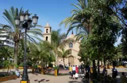 Church in Torrevieja
